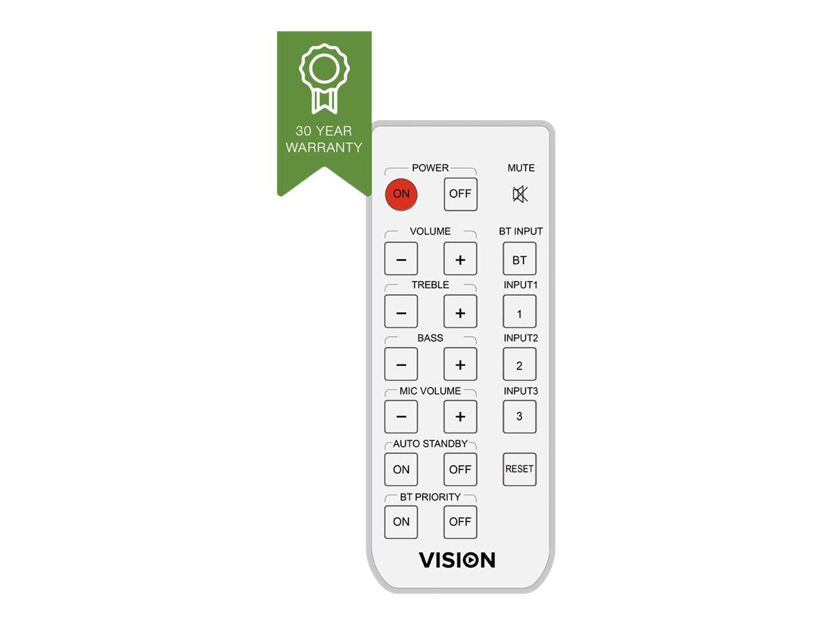 Vision AV-1800 - Fernbedienung - infrarot