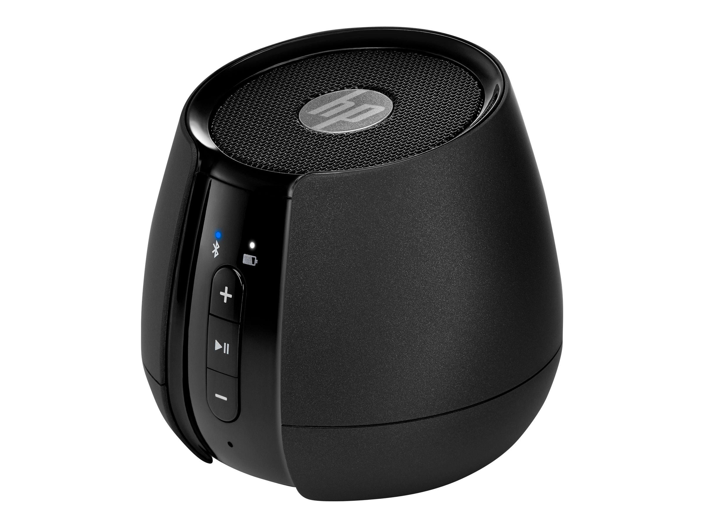 HP S6500 - Lautsprecher - tragbar - kabellos - Bluetooth - 2 Watt