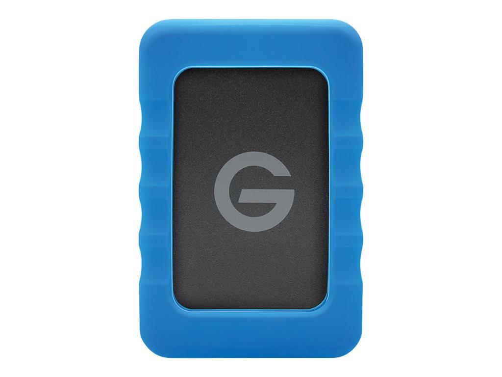 G-Technology G-DRIVE ev RaW GDEVRAWEA10001BDB - Festplatte - 1 TB - extern (tragbar) - 2.5