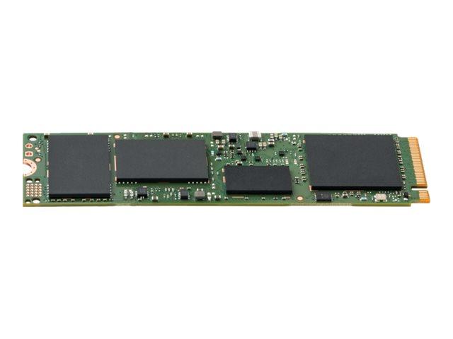 Intel Solid-State Drive 600p Series - Solid-State-Disk - verschlüsselt - 256 GB - intern - M.2 2280