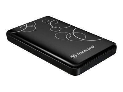 Transcend StoreJet 25A3 - Festplatte - 1 TB - extern (tragbar) - 2.5