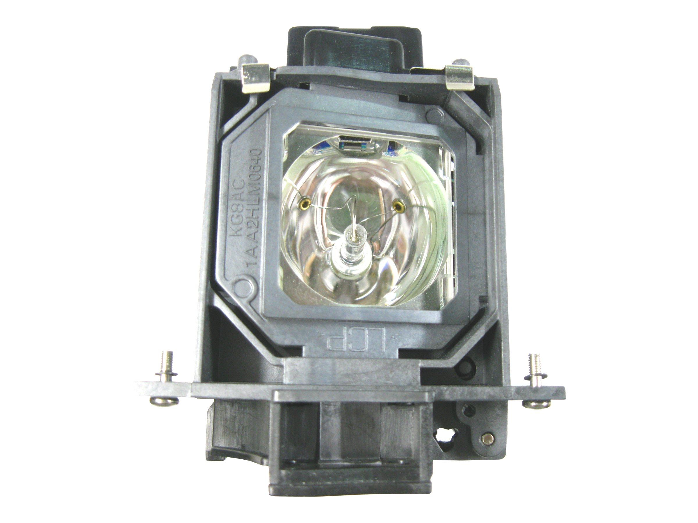 V7 - Projektorlampe (gleichwertig mit: ET-LAC100, Sanyo POA-LMP143) - 3000 Stunden - OEM - für Panasonic PT-CW230E, CW230EA, CW2