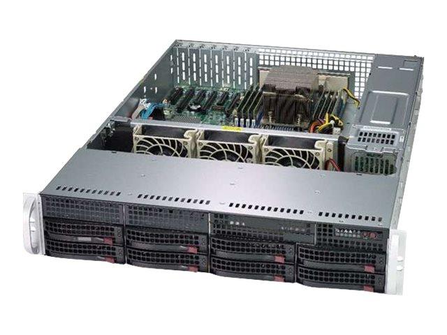Supermicro A+ Server 2013S-C0R - Server - Rack-Montage - 2U - 1-Weg - RAM 0 GB