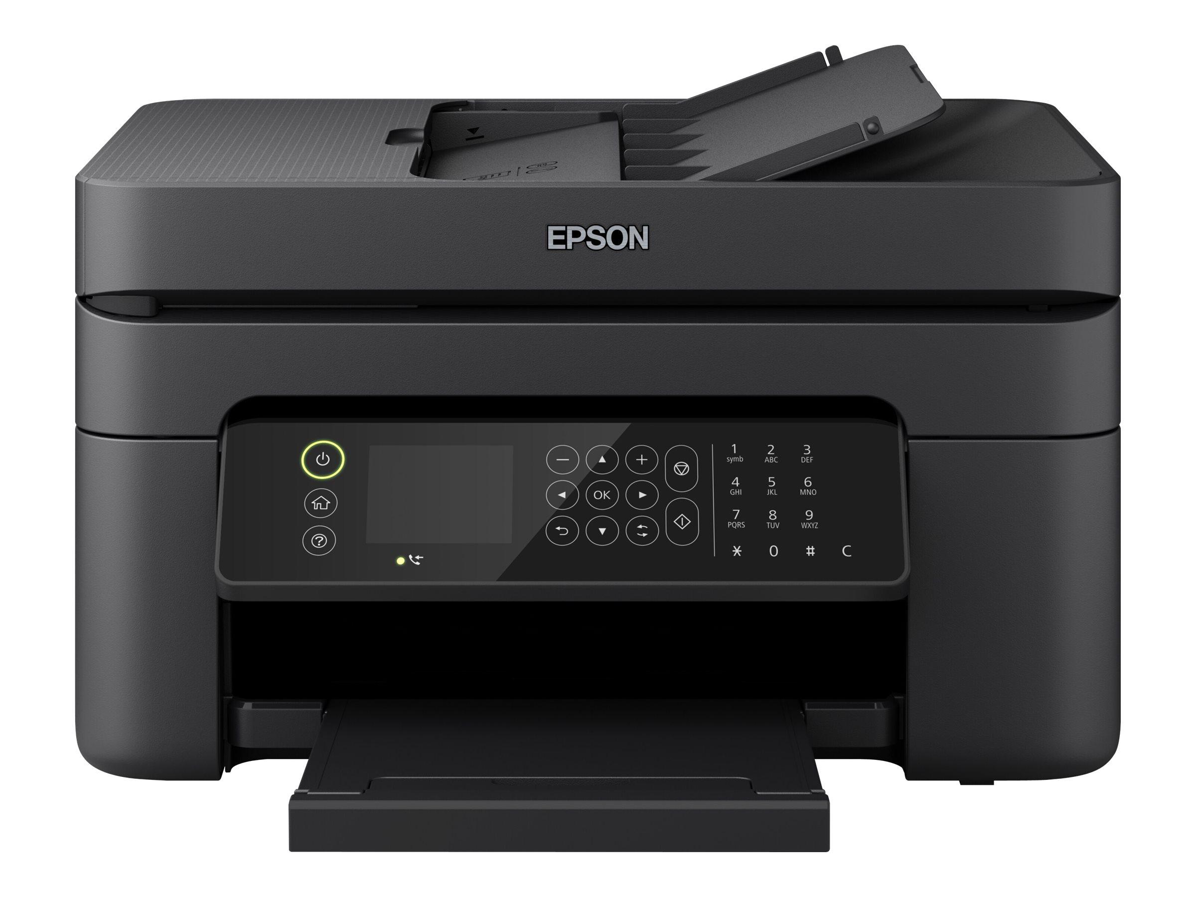 Epson WorkForce WF-2850DWF - Multifunktionsdrucker - Farbe - Tintenstrahl - A4/Legal (Medien) - bis zu 33 Seiten/Min. (Drucken)