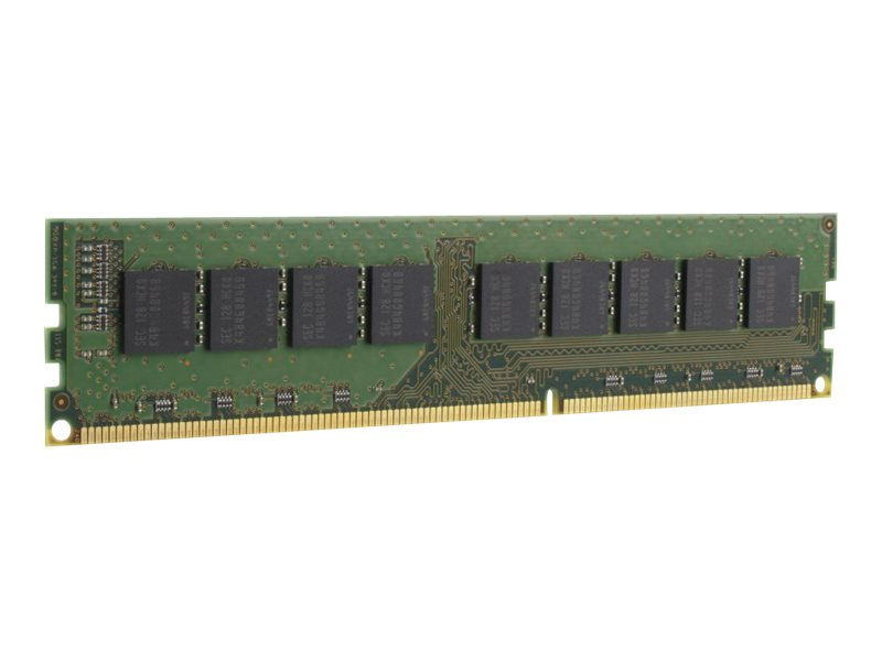 HP - DDR3 - 4 GB - DIMM 240-PIN - 1866 MHz / PC3-14900 - registriert