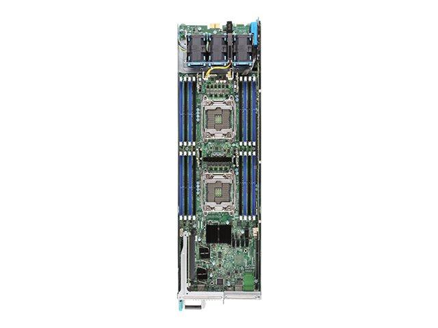 Intel Compute Module HNS2600TP24R - Server - Blade - zweiweg - RAM 0 GB - kein HDD