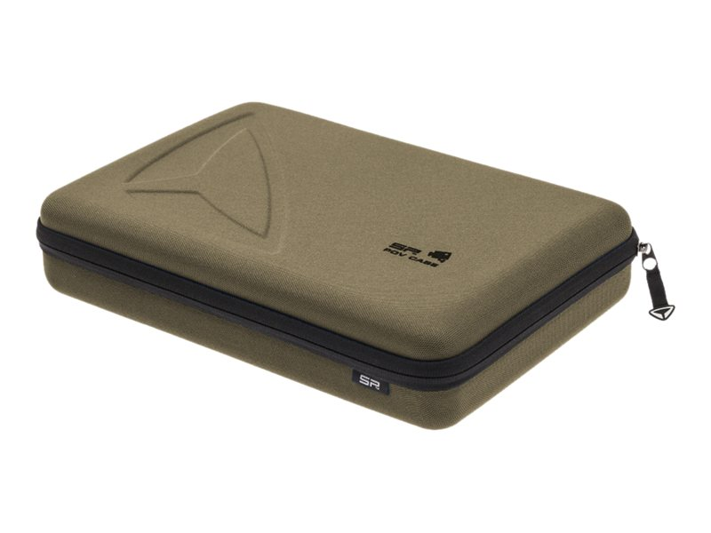 SP P.O.V. 3.0 Large - Tasche Camcorder - Oliv - für GoPro HD HERO; HD HERO2; HERO3; HERO3+