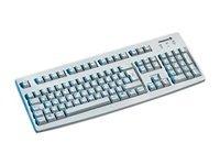 CHERRY G83-6105 - Tastatur - USB - Deutsch - Grau