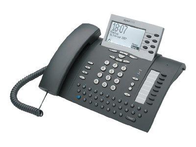Tiptel 275 - Telefon mit Schnur - Anrufbeantworter mit Rufnummernanzeige
