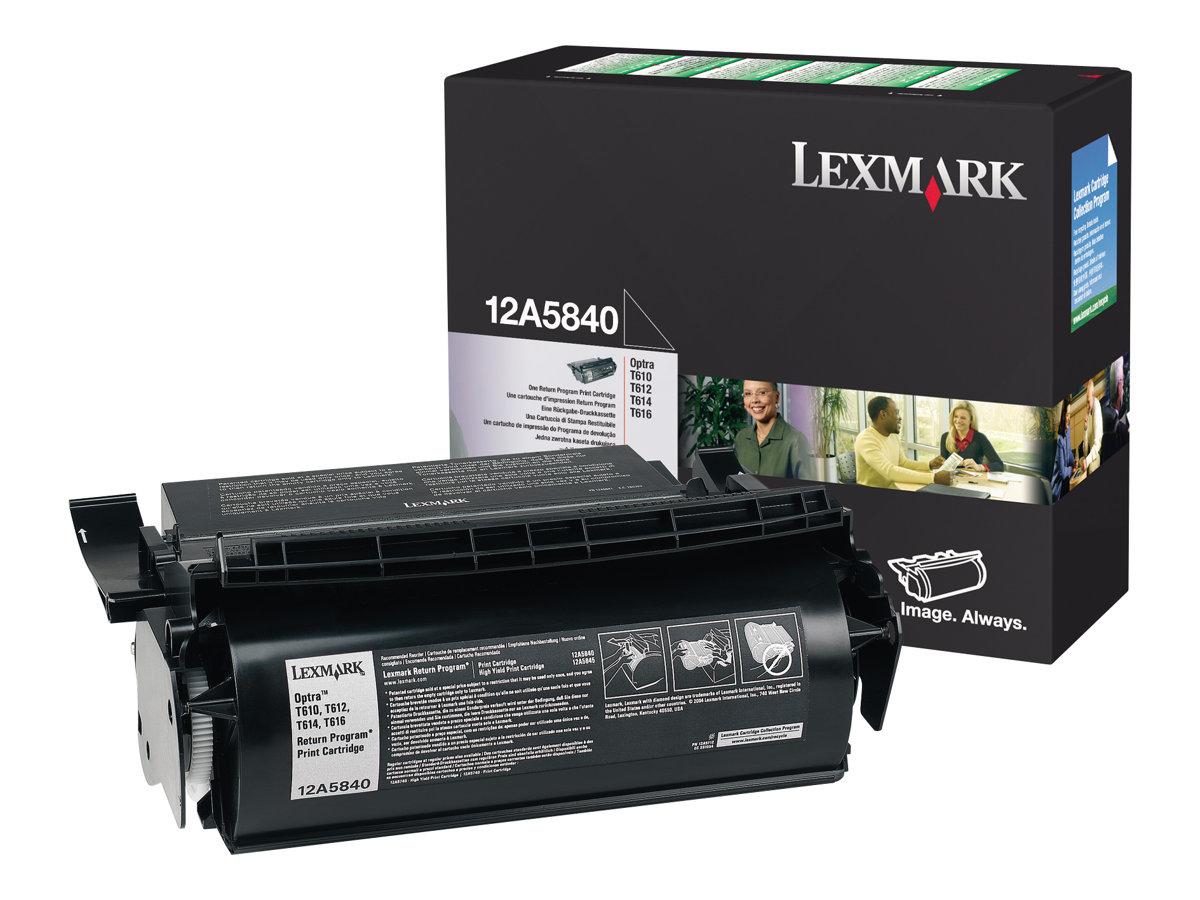 Lexmark - 1 - Original - Tonerpatrone LRP - für Optra T610, T612, T614, T616
