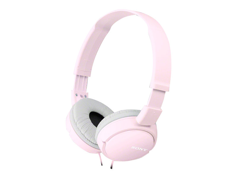 Sony MDR-ZX110 - Kopfhörer - Full-Size - kabelgebunden - 3,5 mm Stecker - pink