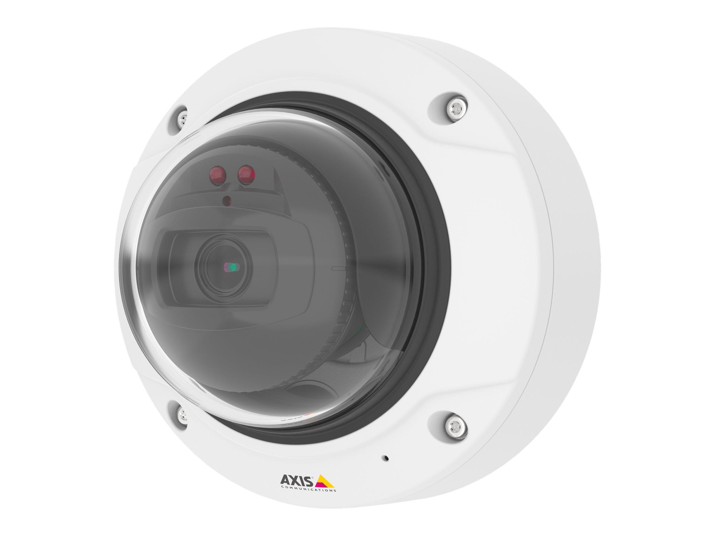 AXIS Q3515-LV - Netzwerk-Überwachungskamera - Kuppel - Aussenbereich - staubdicht/vandalismusresistent/wasserdicht - Farbe (Tag&