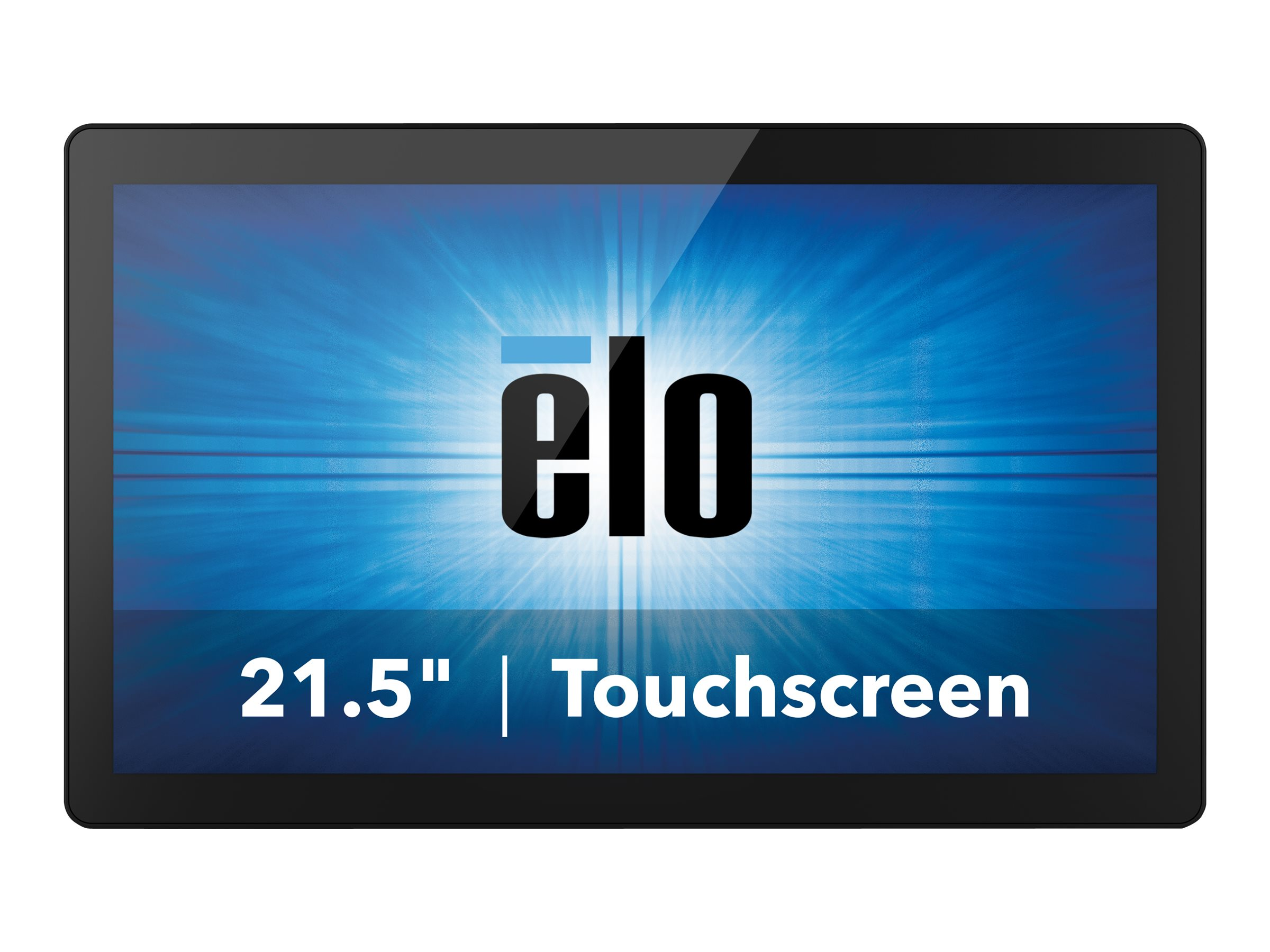 Elo I-Series ESY22i5 - All-in-One (Komplettlösung) - 1 x Core i5 6500TE / 2.3 GHz - RAM 4 GB - SSD 128 GB - HD Graphics 530