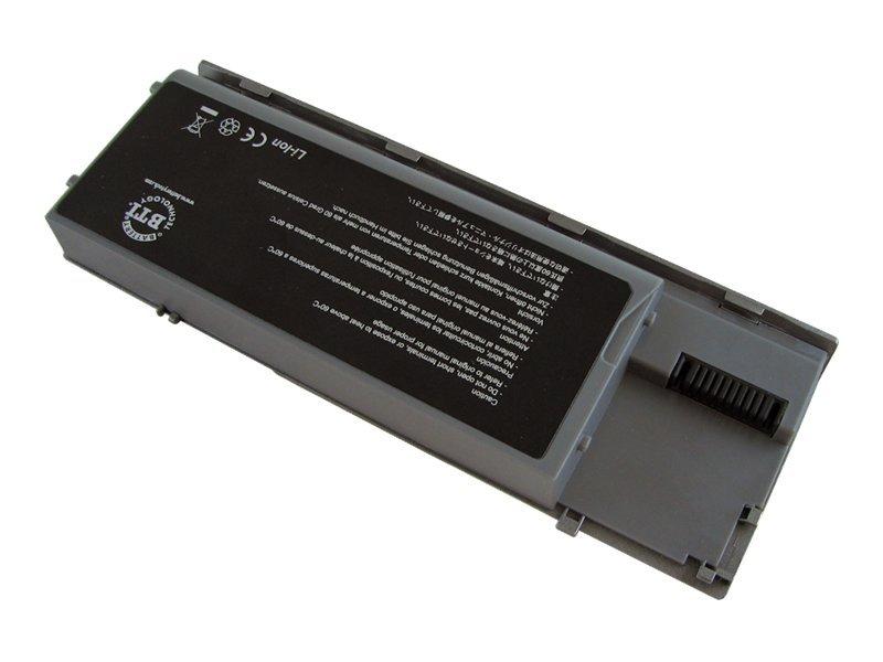 BTI DL-D620X3 - Laptop-Batterie (gleichwertig mit: Dell 312-0383, Dell JD634, Dell GD775, Dell GD776, Dell JD610, Dell KD491, De