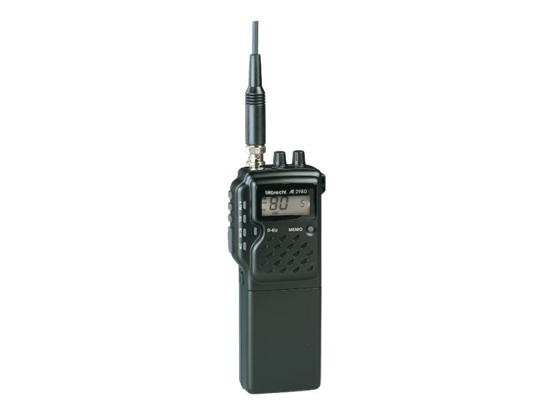 Albrecht AE 2990 AFS - Tragbar - CB-Funksprechgerät