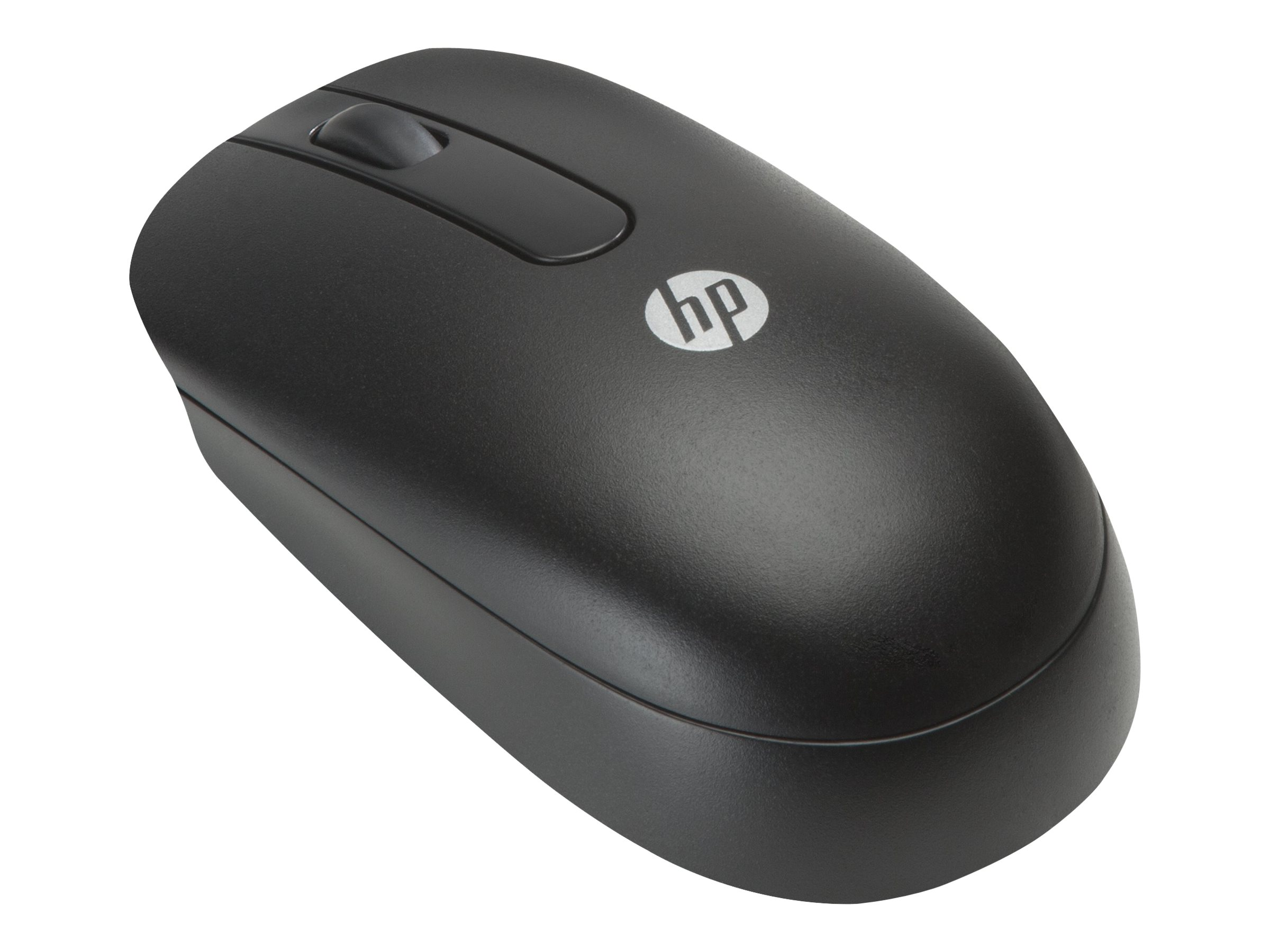 HP - Maus - optisch - 3 Tasten - kabelgebunden - USB