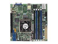 SUPERMICRO X10SDV-8C+-LN2F - Motherboard - Mini-ITX - Intel Xeon D-1541 - USB 3.0 - 2 x Gigabit LAN