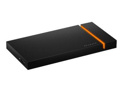 Seagate FireCuda Gaming SSD STJP1000400 - Festplatte - 1 TB - extern (tragbar) - USB 3.2 Gen 2x2