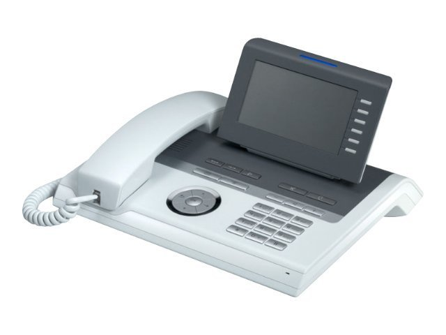 Unify OpenStage 40 SIP - VoIP-Telefon - SIP - Eisblau