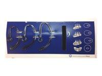 Poly - Zubehörkit für Headset - für CS 540, 545; Savi W440, W740, W745