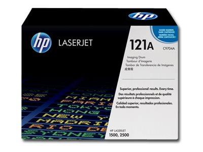HP - 1 - Trommel-Kit - für Color LaserJet 1500, 1500L, 1500L xi, 2500, 2500L, 2500Lse, 2500n, 2500tn