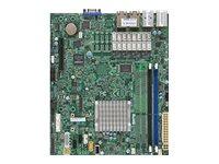SUPERMICRO A1SRM-LN5F-2358 - Motherboard - micro ATX - Intel Atom C2358 - 5 x Gigabit LAN - Onboard-Grafik