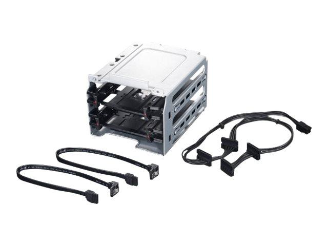 Lenovo HDD Bracket Kit - Gehäuse für Speicherlaufwerke - für ThinkStation P520 30BE, 30BF, 30BQ, 30DC