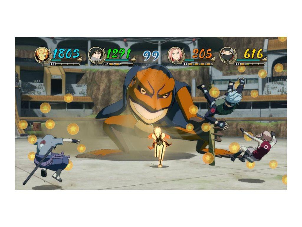 NARUTO Shippuden Ultimate Ninja Storm Revolution - Win - Download