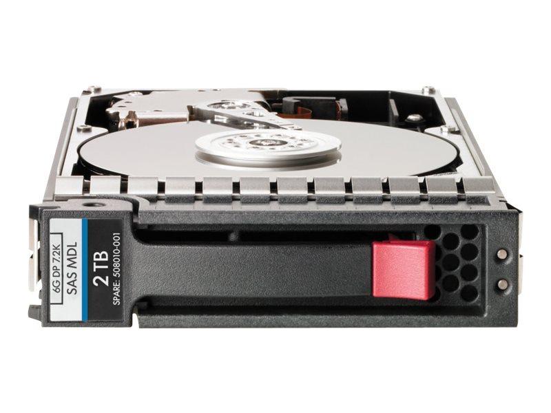 HPE Midline - Festplatte - 6 TB - Hot-Swap - 3.5