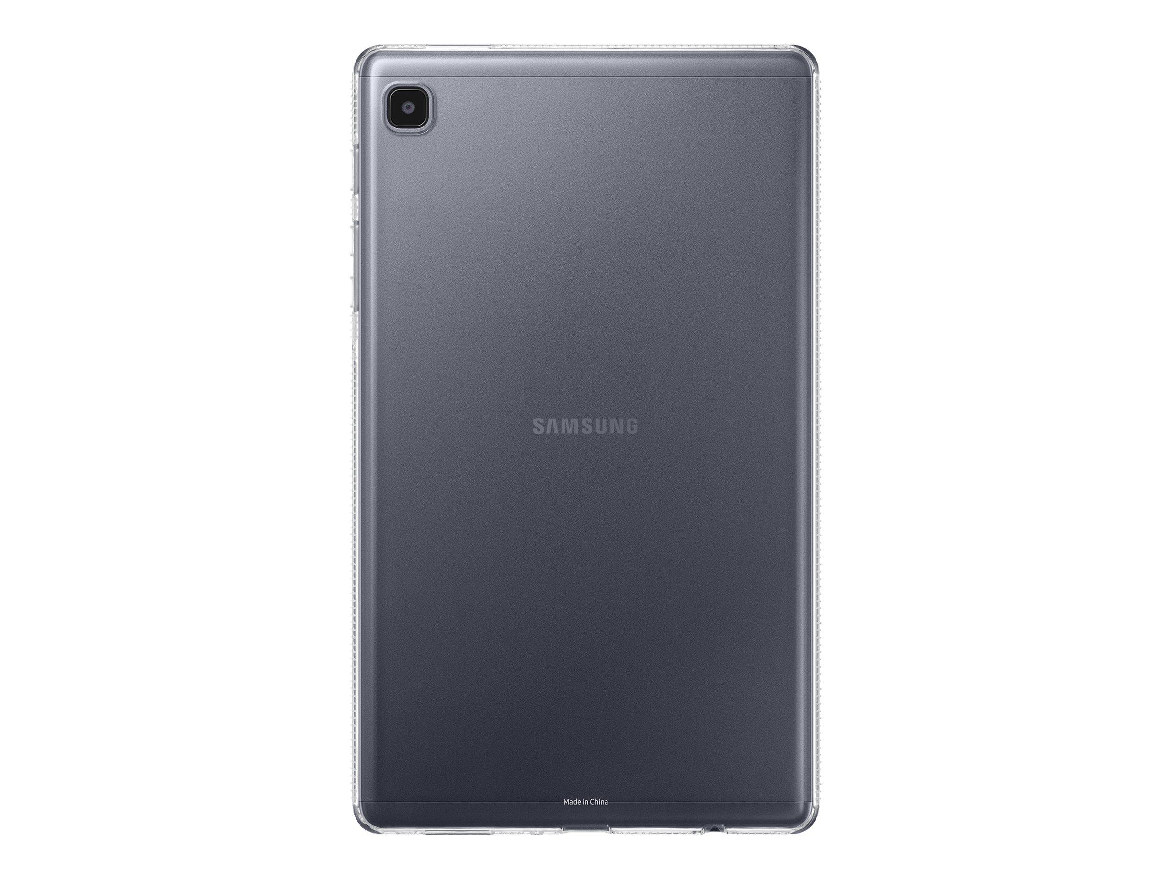 Samsung EF-QT220 - Hintere Abdeckung für Tablet - durchsichtig - für Galaxy Tab A7 Lite