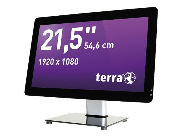 Wortmann TERRA ALL-IN-ONE-PC 2211 - GREENLINE - All-in-One (Komplettlösung) - 1 x Core i5 7400 / 3 GHz - RAM 8 GB - SSD 500 GB