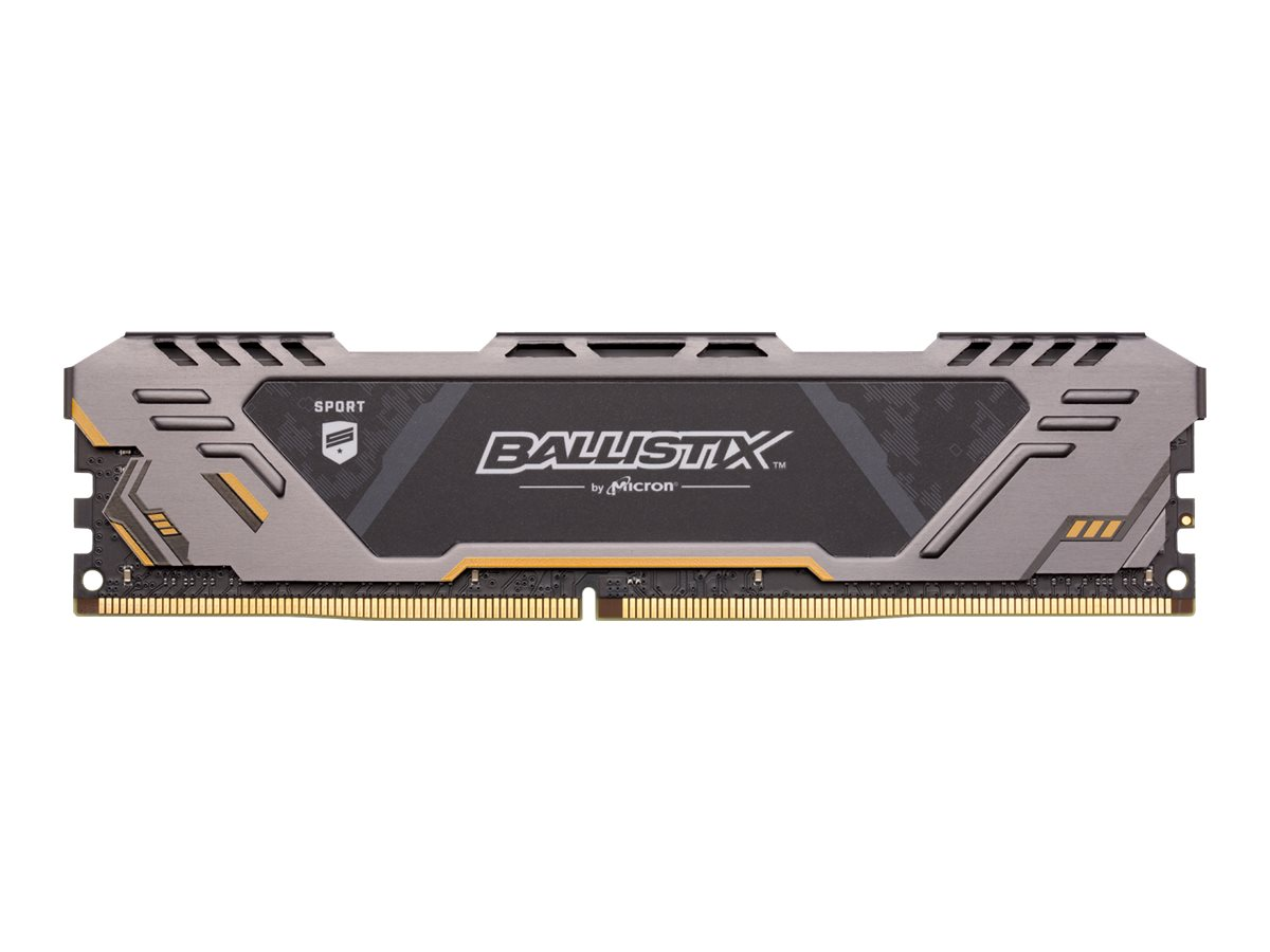 Ballistix Sport AT - DDR4 - 8 GB - DIMM 288-PIN - 2666 MHz / PC4-21300 - CL16