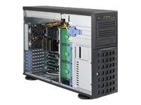 Supermicro SC745 BAC-R1K28B2 - Tower - 4U - verbessertes, erweitertes ATX - SATA/SAS - Hot-Swap 1280 Watt