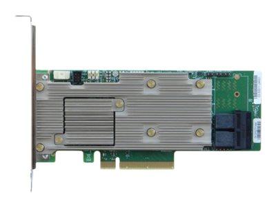Intel RAID Controller RSP3DD080F - Speichercontroller (RAID) - 8 Sender/Kanal - SATA 6Gb/s / SAS 12Gb/s / PCIe Low-Profile - 12