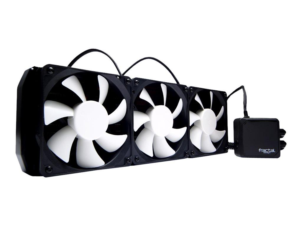 Fractal Design Kelvin S36 - Wasserkühlung - (LGA775 Socket, LGA1156 Socket, Socket AM2, Socket AM2+, LGA1366 Socket, Socket AM3,