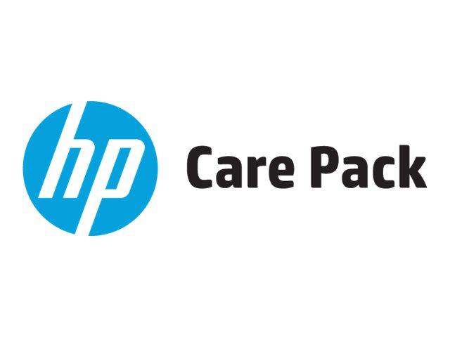 Electronic HP Care Pack Ramp Up Service - Technischer Support - Ausbildung - Vor-Ort - für Jet Fusion 4200