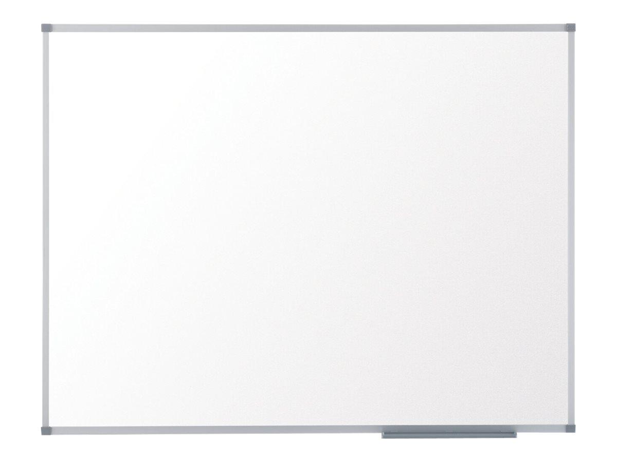 Nobo Prestige Eco - Whiteboard - geeignet für Wandmontage - 900 x 600 mm - Glasur - magnetisch