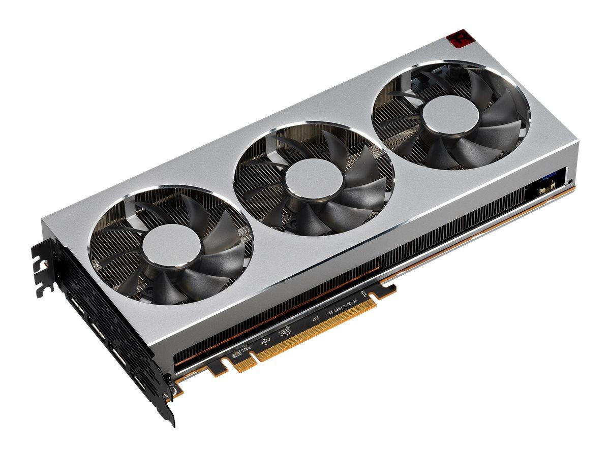 ASUS RADEONVII-16G - Grafikkarten - Radeon VII - 16 GB HBM2 - PCIe 3.0 x16 - HDMI, 3 x DisplayPort