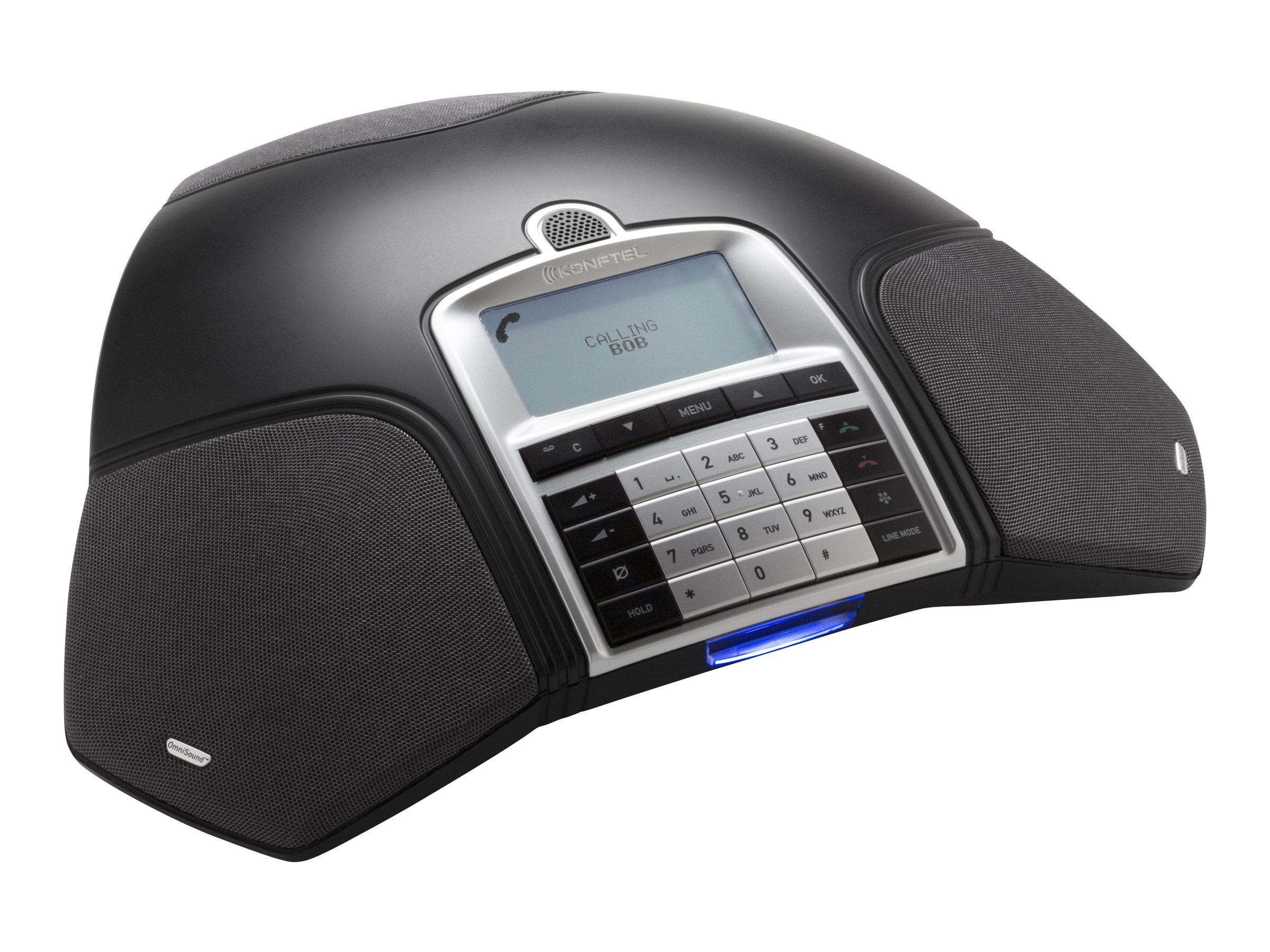 Konftel 300 - Konferenztelefon - Charcoal Black