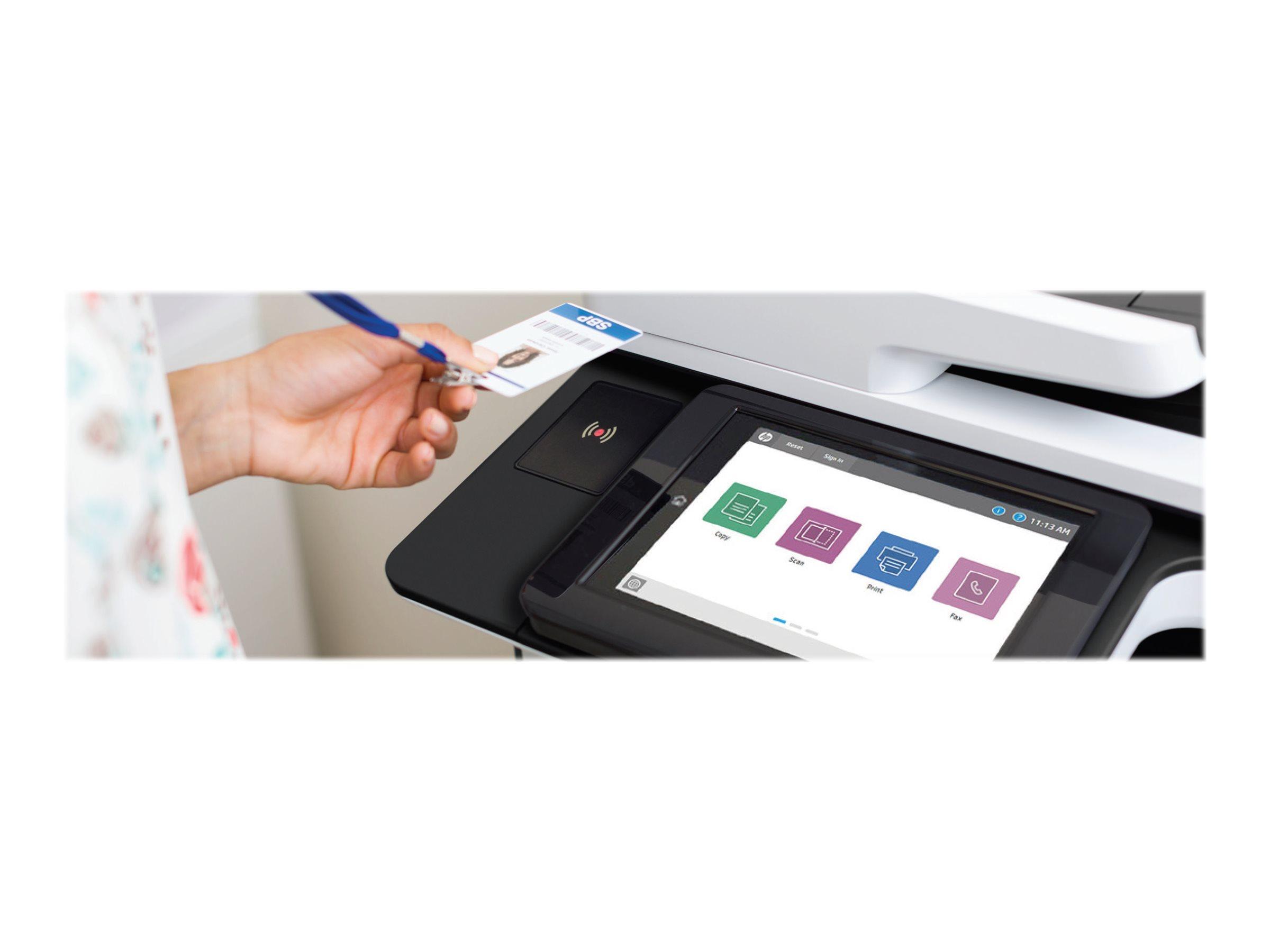 HP - Tastatur-Eingabe-Rekorder - für Color LaserJet Managed E65150, E65160, E85055; LaserJet Managed MFP E77422, MFP E77428