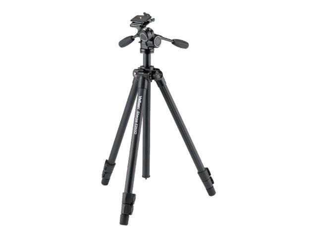 Velbon Sherpa 6350D - Stativ - mit Velbon PHD-55D