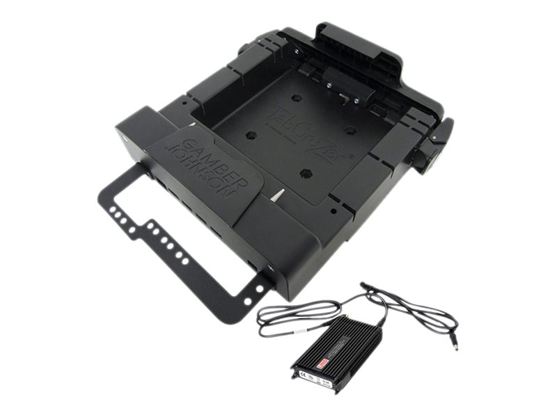 Gamber-Johnson - Kit - Docking Station - 10Mb LAN - mit Lind 72 - 110 VDC isolierte Stromversorgung
