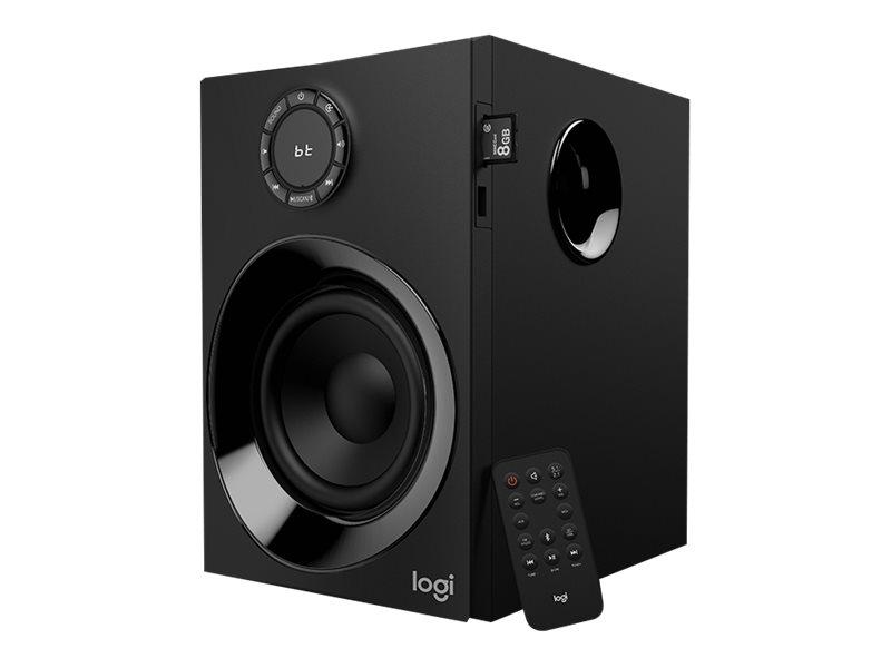 Logitech Z607 - Lautsprecher - für PC - 5.1-Kanal - kabellos - Bluetooth