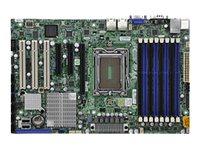 SUPERMICRO H8SGL-F - Motherboard - ATX - Socket G34 - AMD SR5650/SP5100 - 2 x Gigabit LAN