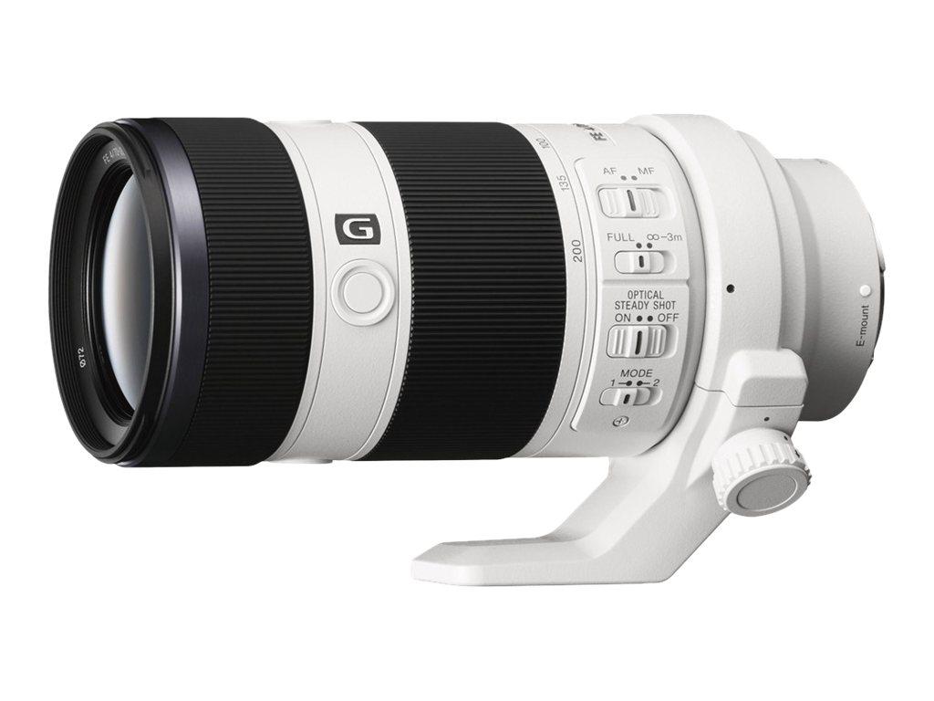 Sony SEL70200G - Telezoomobjektiv - 70 mm - 200 mm - f/4.0 G OSS - Sony E-mount