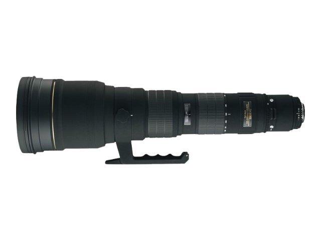 Sigma Sports - Telezoomobjektiv - 70 mm - 200 mm - f/2.8 DG OS HSM - Nikon F