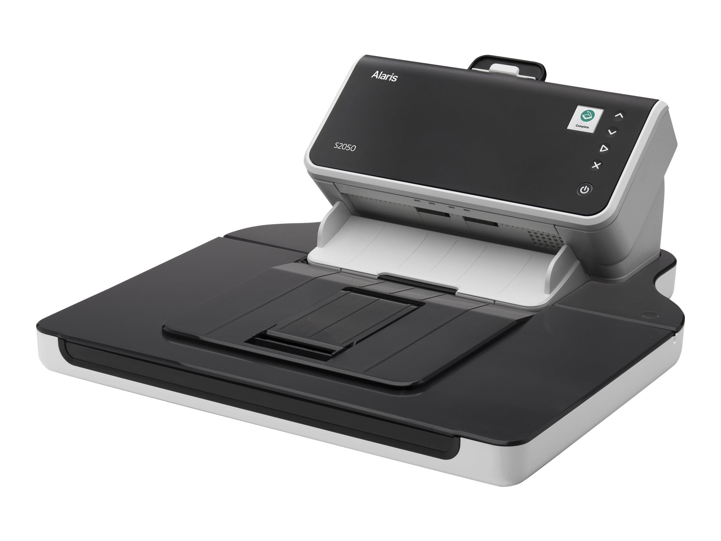 Alaris S2050 - Dokumentenscanner - 216 x 3000 mm - 600 dpi x 600 dpi - bis zu 50 Seiten/Min. (einfarbig) / bis zu 50 Seiten/Min.