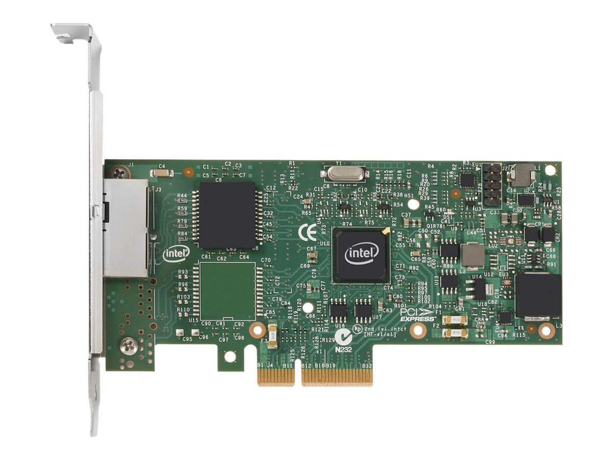 Intel Ethernet Server Adapter I350-T2 - Netzwerkadapter - PCIe 2.1 x4 Low-Profile - Gigabit Ethernet x 2 - für Celsius C620, M70