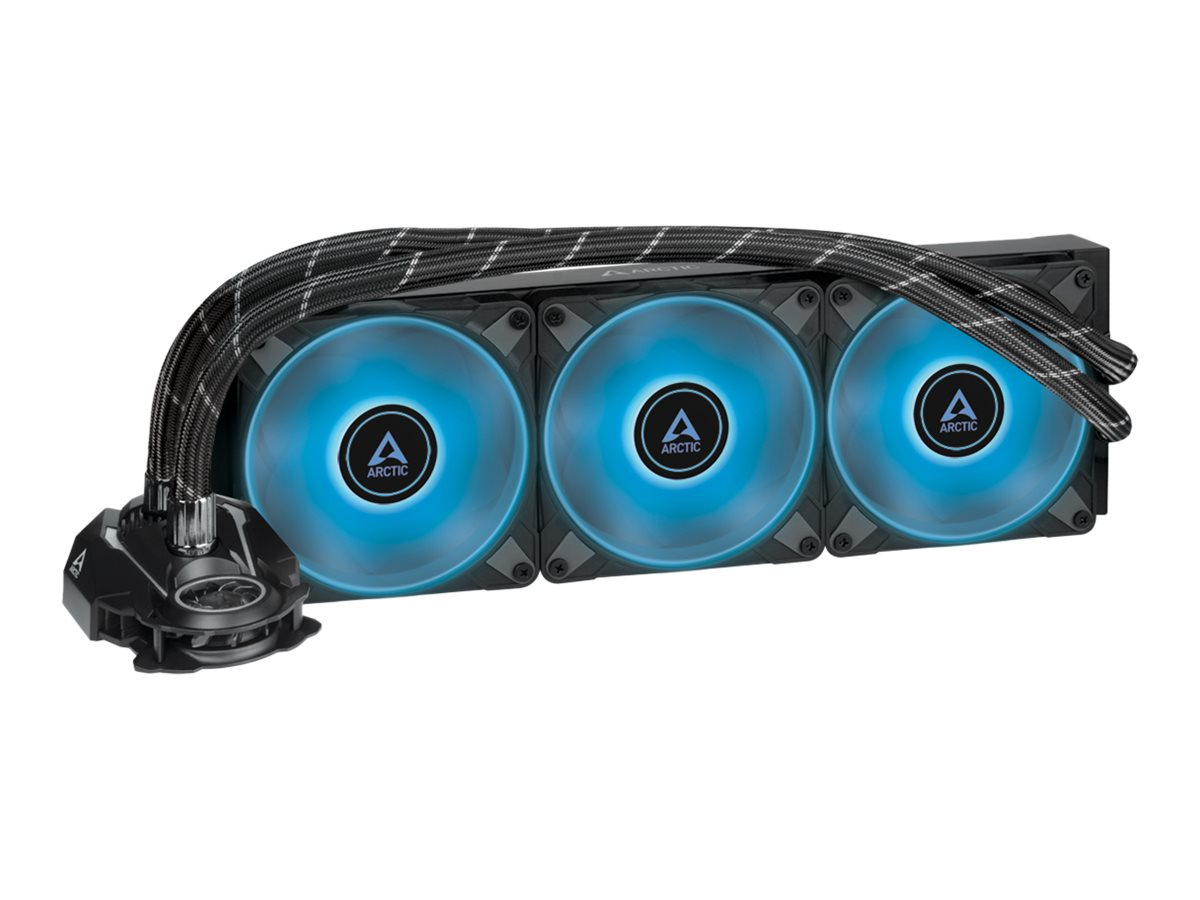 ARCTIC Liquid Freezer II 360 RGB - Prozessor-Flüssigkeitskühlsystem - Kühlergrösse: 360 mm - (für: LGA1156, LGA1155, LGA1150, LG