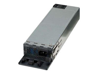 Cisco - Stromversorgung redundant / Hot-Plug (Plug-In-Modul) - WS 115-240 V - 1100 Watt - wiederhergestellt - für Catalyst 3560X